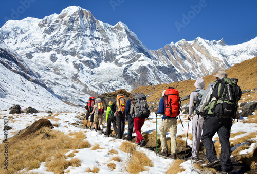 Annapurna Base Camp trekking - 44939901