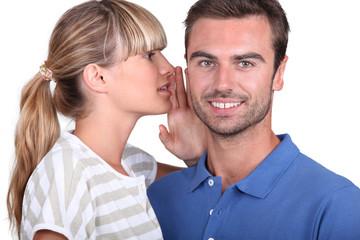 Secret of couple