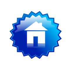 Haus Sticker Immobilien