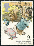 GREAT BRITAIN - 1979: shows The Tale of Peter Rabbit