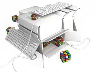 Keyboard Boxes