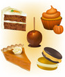 Patisserie Collection - Cakes and Pies for Fall
