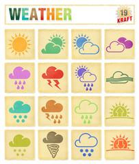 weather kraft 19 color