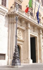 S.P.Q.R-Palazzo di Montecitorio-II-Roma