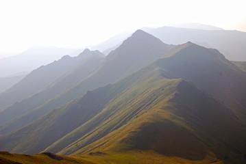 Looking at the ridge