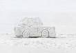 Snow car - 44957587