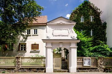 Schillerhaus in Leipzig