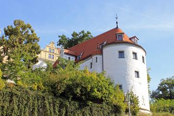 Torhaus von Schloss Altenburg (18. Jh.,Thüringen)