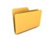 Folder empty