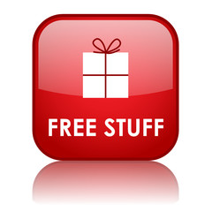 FREE STUFF Web Button (trial shopping offers specials internet)