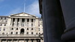 Bank of England, London. Camera move then hold.