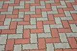 Floor With Tessellation Design poster