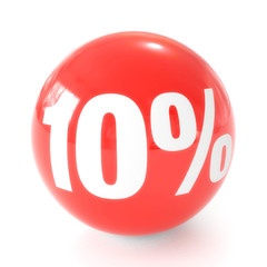10% discount ball from my 3D discount collection