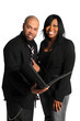 African American Man and Woman