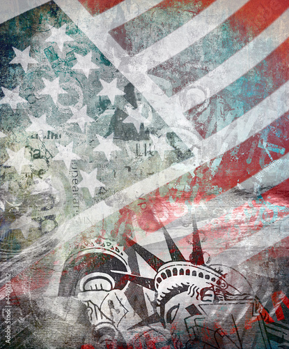 Fototapeten,amerika,usa,american,kunst
