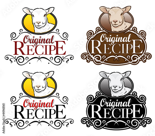 Original Recipe Seal Lamb Version