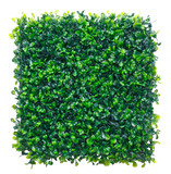 Artificial Grass isolated on white background poster