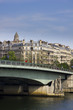 Pont d'Alma bridge in Paris by day