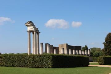 Römische Tempelruine