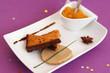 foie gras et ses tranches de pain d'épices 7