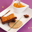 foie gras et ses tranches de pain d'épices 5