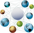 Join Earth world colors in global network