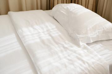 prepared fresh bed