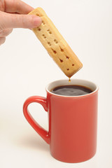 Biscuit dunking