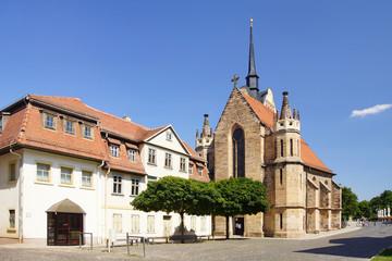 Otto Dix Haus, Marienchurch Gera