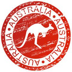 Stamp representing  Australia