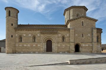 Iglesia románica de San Martín de Tours en Frómista.