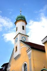 Maria-Hilf-Kirche in Murnau