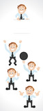 Office Character Vectors