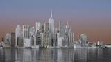 city skyline - 44994720