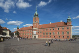 Royal King's Palace in Warsaw