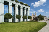 Fototapety Supreme Court building in Warsaw