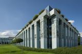 Modern Supreme Court building in Warsaw - 44995568