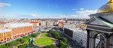 Fototapety St. Petersburg city  from  the colonnade of St. Isaac's. Russia