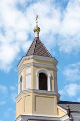 The cathedral in Sevastopol