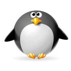pinguino obeso