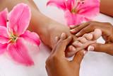 Fototapety Massage