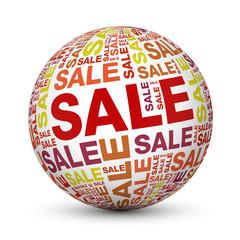 red sale globe