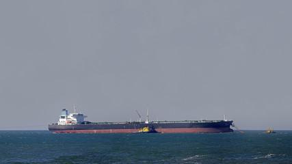 Tanker unloading