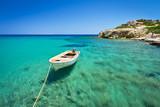 Blue lagoon of Vai beach on Crete, Greece - Fine Art prints