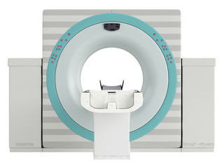 Isolated CT-scanner