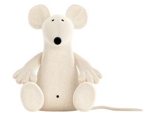 Cute toy mouse