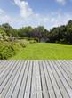 Gartenanlage mit Terrasse - 45006997
