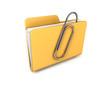 Folder Paperclip