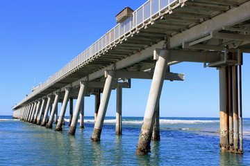 Sand Pumping Jetty Southport 2