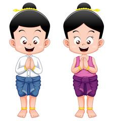 Thai kids